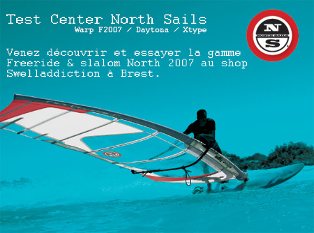 North Sails Test Center