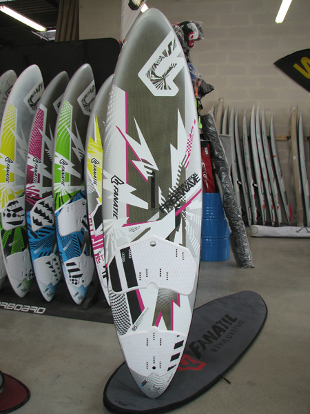 fanatic 2011 freewave extreme
