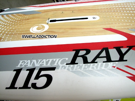 fanatic 2011 ray