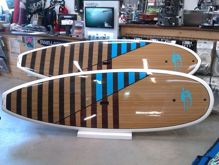 stand up paddle lokahi wood