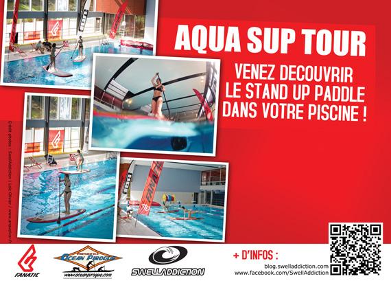 Evénement : Aqua SUP Tour !