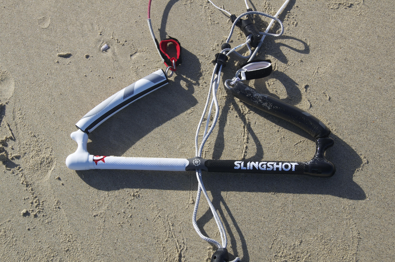 Kite : Test Slingshot Rally 9 2013