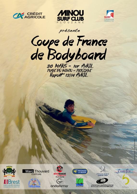 Evénement : Coupe de France de Bodyboard
