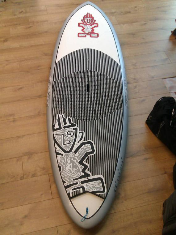 Occasion Brest : SUP Starboard 8'5 Pro silver