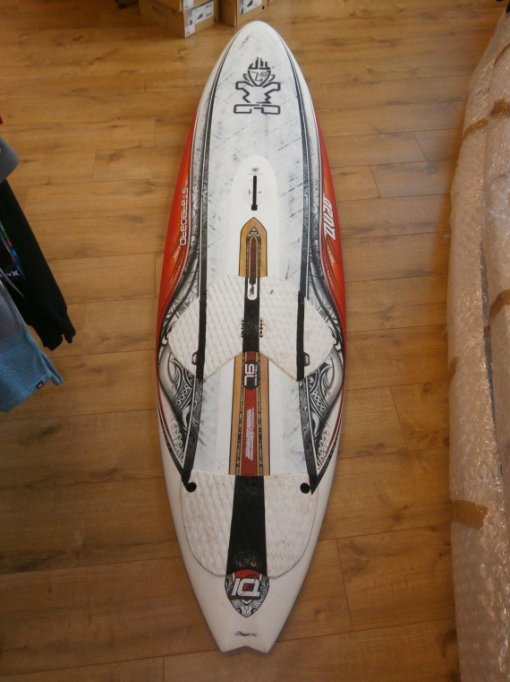 Occasion Brest : Starboard Quad 76 wood carbon 2010