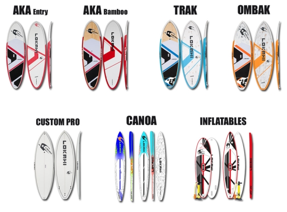 Arrivage : Lokahi boards 2014