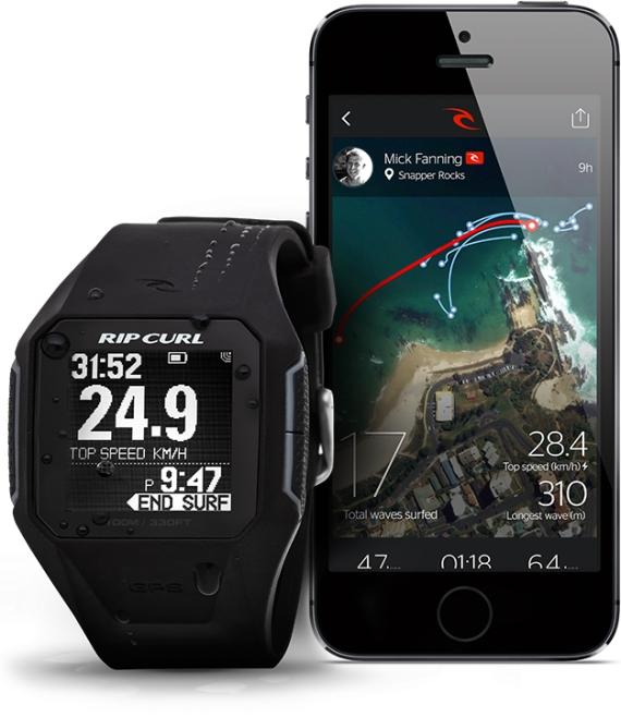 Geek zonz : Montre Rip Curl Search GPS 140514_searchgps