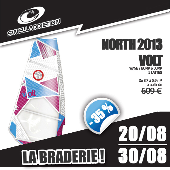 Braderie Jour 3 : North Volt 2013