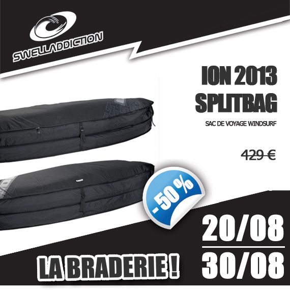 Braderie Jour 7 : ION Splitbag Windsurf 2013
