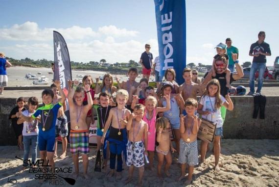 Evénement : Finale  des Swell Beach Race Series 2014