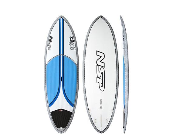 Nouveauté : NSP DC Surf Carbon Vector