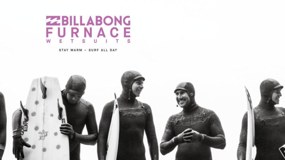Promotion : 30% de remise sur le néoprène Billabong 2019